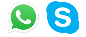 Whatsapp e Email las 24 hs. al 011-1534201978 - Skype