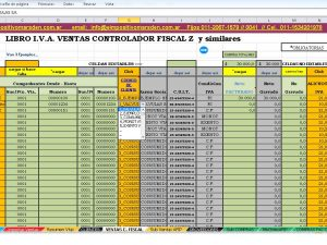 SIMULADOR EXCEL D. JURADA IVA con EXPO a CITI AFIP + Prorrateo de Crédito Fiscal
